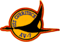 USS Currituck (AV-7) insignia, 1960 (NH 65390-KN).png
