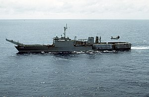 USS Harlan County (LST-1196) - USS Harlan County