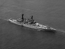 USS West Virginia (BB-48) - Wikipedia