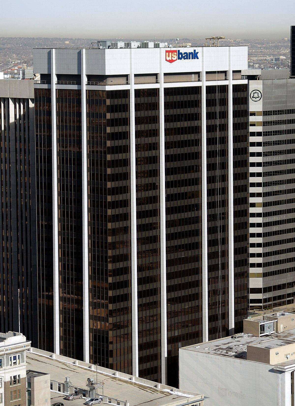 U S Bank Tower Denver Wikipedia