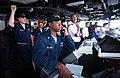US Navy 020720-N-3580W-036 Bridge watch team aboard USS Hopper.jpg