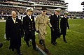 US Navy 061202-N-0696M-517 Senior military leadership attend opening ceremonies for 107th Army vs. Navy football game.jpg