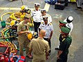 US Navy 080624-N-8506M-007 Vietnamese observers of the Singapore phase of Cooperation Afloat Readiness and Training (CARAT) 2008 receive a briefing on rescue, diving, and salvage operations.jpg