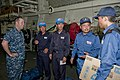 US Navy 110731-N-ZZ999-031 Sailors assigned to JDS Asagiri (TV 3516) are welcomed aboard USS Nitze (DDG 94) by Ensign Joe P. Keiley.jpg