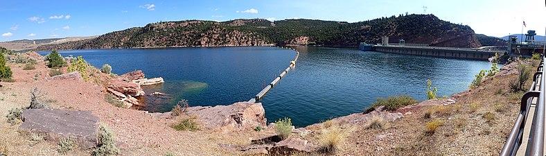 US Utah Flaming Gorge Dam Water.jpg