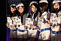 Ubisoft promotional models at Tokyo Game Show 20100918.jpg