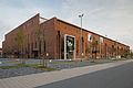 Uboot-Halle factory building Hanomag Elfriede-Paul-Allee Hanover Germany 01.jpg
