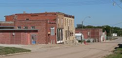Downtown Ulysses: C Street