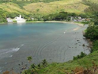 Umatac - Image: Umatac Bay, Guam DSC00954