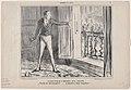 Un Directeur de n'Importe quel Théâtre, from Croquis d'Été, published in Le Charivari, August 25, 1856 MET DP876515.jpg