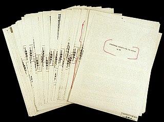 <i>Unabomber Manifesto</i> 1995 essay