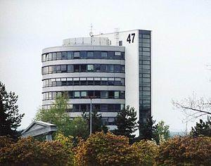 University of Kaiserslautern - Administration building