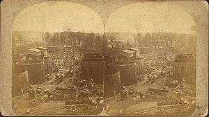 Pithole, Pennsylvania