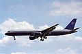 United Airlines Boeing 757-222; N573UA@DCA;19.07.1995 (4713243380).jpg