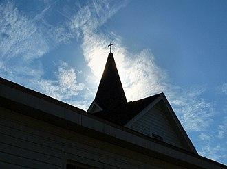 National Register of Historic Places listings in Hamilton County, Florida - Image: United Methodist Church Jasper 08
