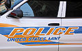 United States Mint police car 01.JPG