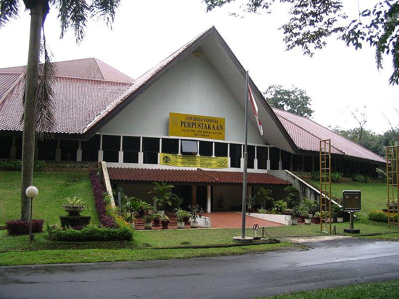 File:Universidad Indonesia Biblioteca.JPG