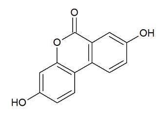 Urolithin A - Image: Urolithin A
