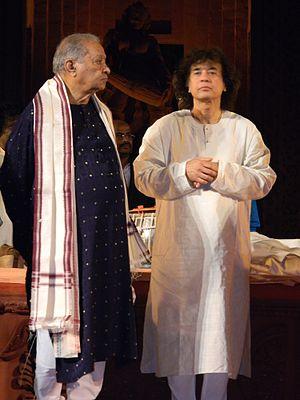 Hariprasad Chaurasia - With Ustad Zakir Hussain (2012)
