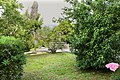 Uzzano, villa del castellaccio, giardino 03.jpg