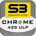 VIA S3 Graphics Chrome 435 ULP Product Logo (3D effect) (2884632272).jpg