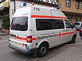 VW Ambulance Deutsches Rotes Kreuz, Rettungsdienst Ortenau pic2.JPG