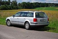 B5 passat wagon