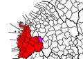 Vaasan läänin eteläinen vaalipiiri.png