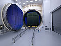 Vacuum Chamber A with Clean Room for James Webb Telescope.jpg