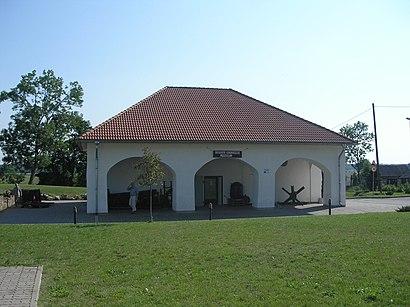 Как доехать до Vaivara Sinimägede Muuseum на общественном транспорте
