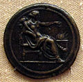 Valerio belli, allegoria della concordia, 1500-50 ca..JPG