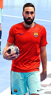 Valero Rivera Folch Spanish handball player