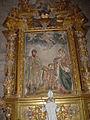 Valladolid monasterio Valbuena 26 iglesia retablo sagradafamilia lou.jpg