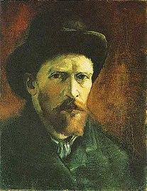 Autoportraits de van gogh wikip dia - Autoportrait a l oreille coupee van gogh ...