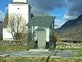 Vang Oppland IMG 1684 vang kirke 85760 vangsteinen 31725.jpg