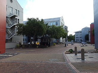 Varsity College - Buildings on the Varsity College Cape Town campus.