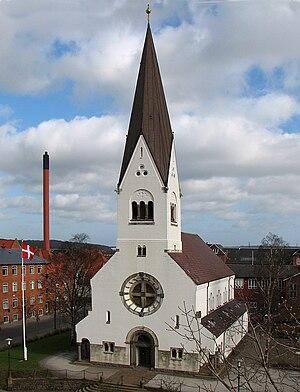Vejle - Our Saviour's Church (Vor Frelsers Kirke)