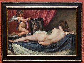 Vénus à son miroir