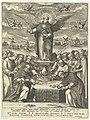 Verheerlijking van de Heilige Thomas van Aquino, RP-P-1908-2123.jpg