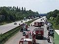 Verkehrsunfall Moers A40 1.JPG