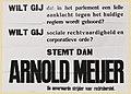Verkiezingsaffiche van het Zwart Front.jpg