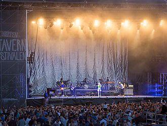 Stavernfestivalen - Veronica Maggio in concert at the main stage in 2016