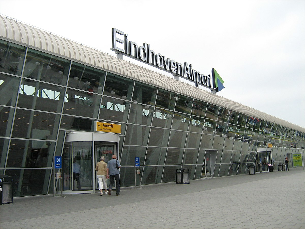 eindhoven airport wikipedia