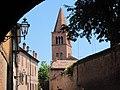 Vicolo del Granchio Ferrara - Chiesa di San Gregorio Magno.jpg