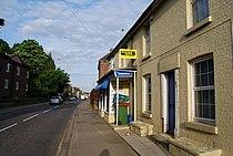 View east along Pembury High St - geograph.org.uk - 1302169.jpg