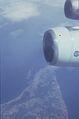View from McDonnell Douglas DC-8-62 C-GMXR, er LGW-YMX, July 1987. (5535716368).jpg