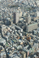View from Tembo deck of the Tokyo Skytree Tower in late February 2014.png