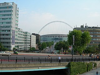 Wembley Park district