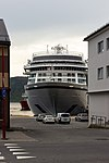 Viking Star moored in Honningsvåg harbour (July 2018).jpg
