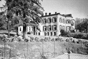 Arthur James Herbert (diplomat) - The Villa Frognæs in 1935
